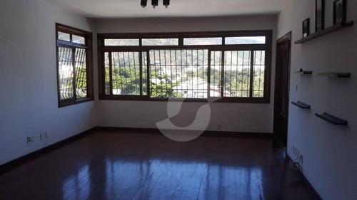casa residencial à venda, são francisco, niterói. - ca0971