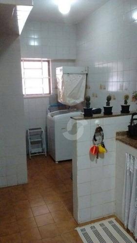 casa residencial à venda, são josé do imbassaí, maricá. - ca1096