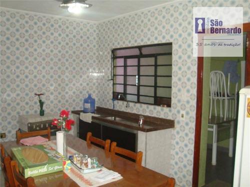 casa residencial à venda, são manoel, americana. - ca0147