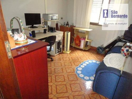 casa residencial à venda, são manoel, americana. - ca0245