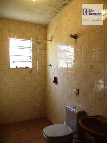 casa residencial à venda, são manoel, americana. - ca1283