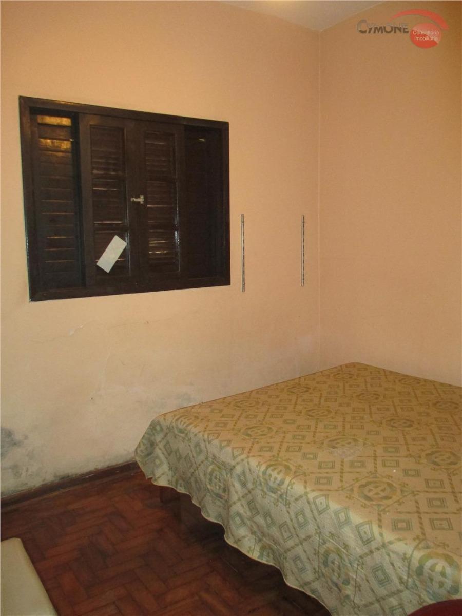 casa residencial à venda, são miguel paulista, são paulo - ca0011. - ca0011