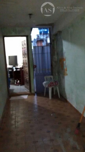 casa residencial à venda, são miguel paulista, são paulo. - codigo: ca0273 - ca0273