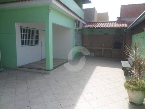 casa residencial à venda, são miguel, são gonçalo. - ca1301