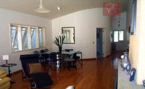 casa residencial à venda, são paulo ii, cotia - ca0016. - ca0016