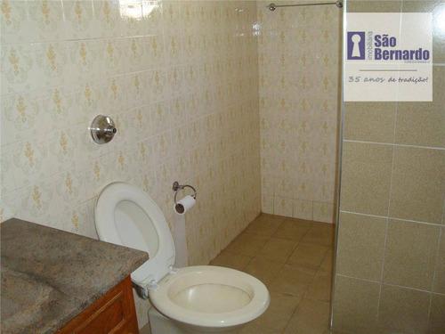 casa residencial à venda, são vito, americana. - ca0297