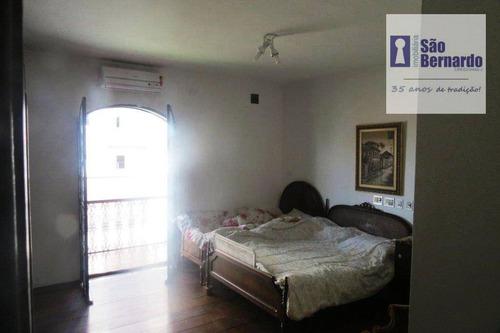casa residencial à venda, são vito, americana. - ca0904