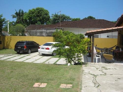 casa  residencial à venda, solemar, praia grande. - ca0077
