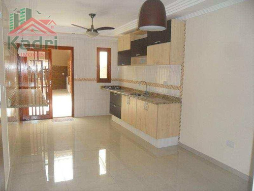 casa residencial à venda, solemar, praia grande. - ca0209