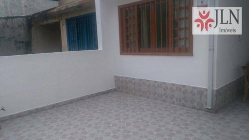 casa residencial à venda, suarão, itanhaém. - ca0338