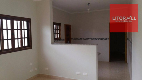 casa residencial à venda, suarão, itanhaém. - ca0882