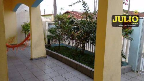 casa residencial à venda, suarão, itanhaém. - ca3062