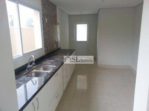 casa residencial à venda, swiss park, campinas. - ca0201