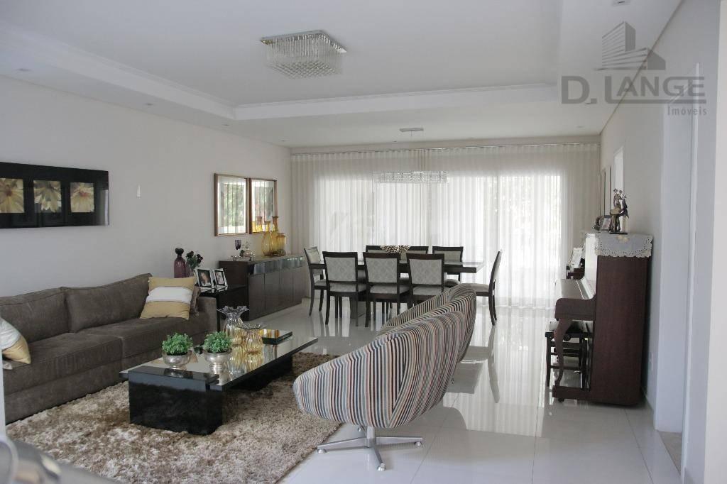 casa residencial à venda, swiss park, campinas. - ca10242