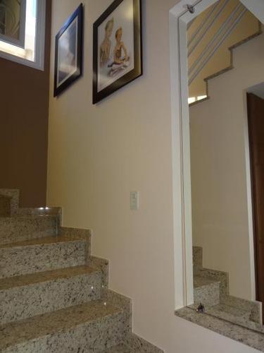 casa residencial à venda, swiss park, campinas. - ca1238