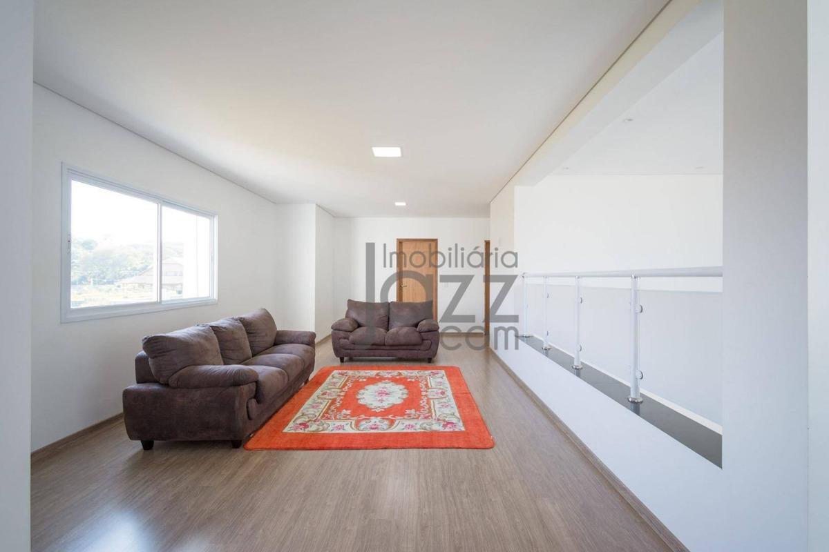 casa residencial à venda, swiss park, campinas. - ca3905