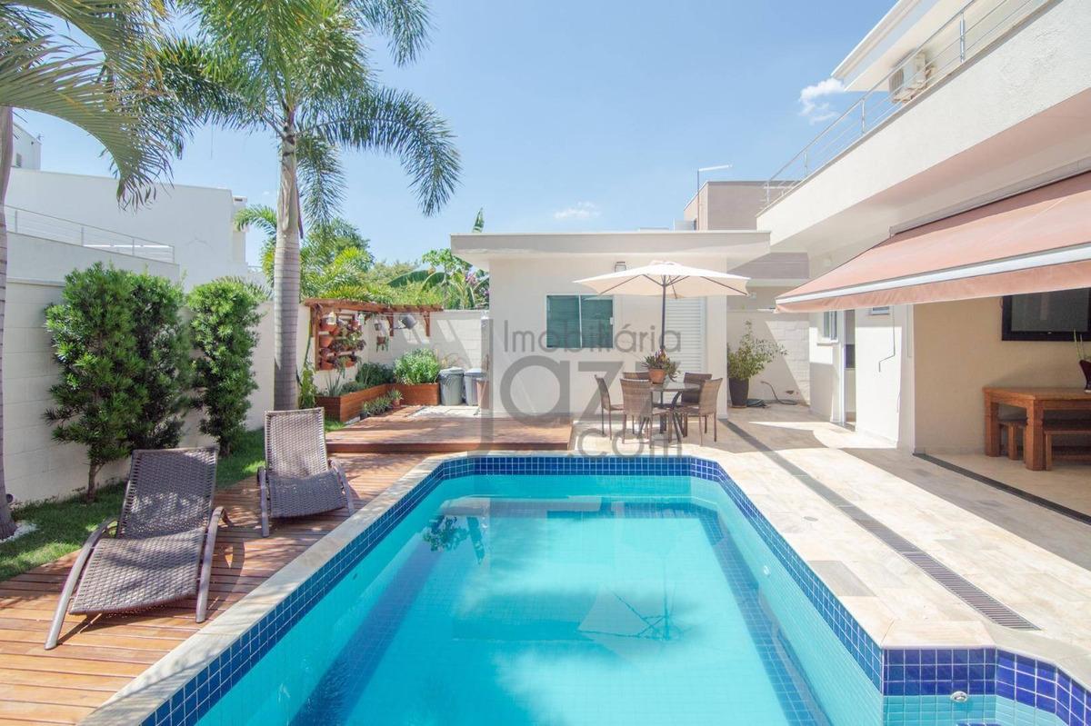 casa residencial à venda, swiss park, campinas. - ca3969