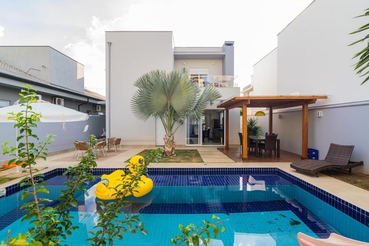 casa residencial à venda, swiss park, campinas. - ca4005