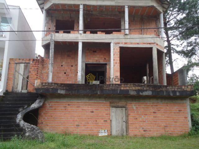 casa residencial à venda, swiss park, são bernardo do campo - ca0181. - ca0181