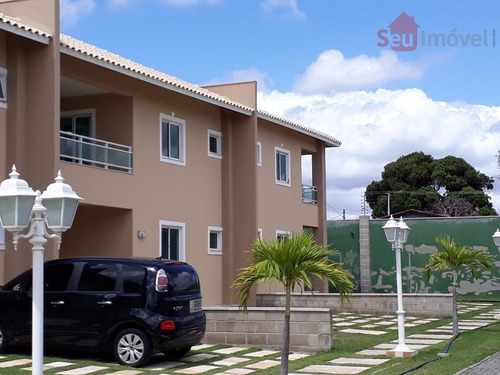 casa residencial à venda, tamatanduba, eusébio. - ca0357