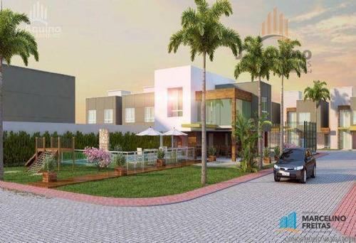 casa residencial à venda, tamatanduba, eusébio. - codigo: ca1355 - ca1355