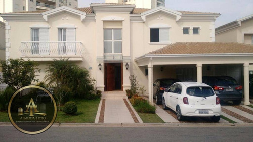 casa residencial à venda, tamboré, barueri. - ca0477