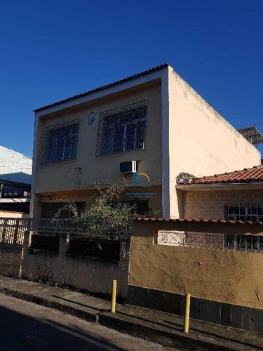 casa residencial à venda, tanque, rio de janeiro - ca0057. - ca0057