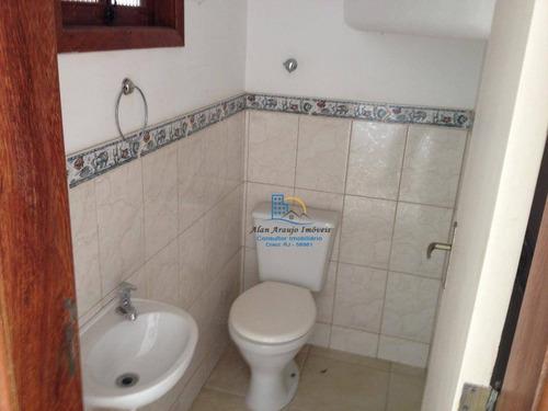 casa residencial à venda, taquara, rio de janeiro - ca0049. - ca0049