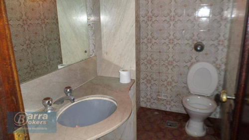 casa residencial à venda, taquara, rio de janeiro. - ca0664