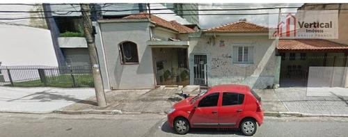 casa residencial à venda, tatuapé, são paulo - ca0260. - ca0260