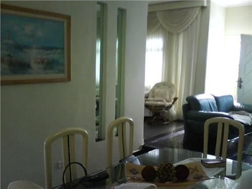 casa residencial à venda, tatuapé, são paulo - ca1755. - ca1755