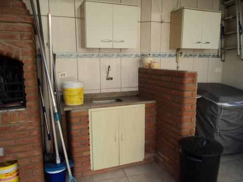 casa residencial à venda, tatuapé, são paulo - ca3786. - ca3786