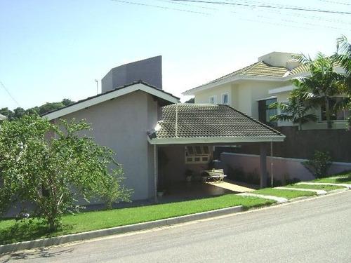 casa residencial à venda, terras de santa cruz, itatiba. - ca0354