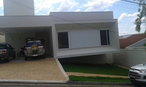 casa residencial à venda, terras de santa cruz, itatiba. - ca0544
