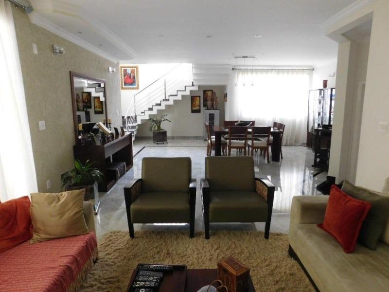 casa residencial à venda, terras de são carlos, jundiaí. - ca1078 - 34729926