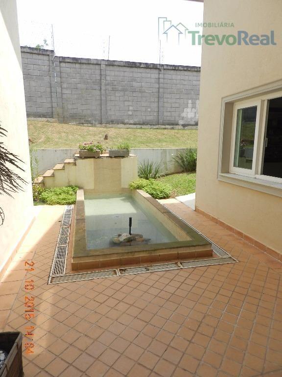 casa residencial à venda, terras de são carlos, jundiaí. - ca1602