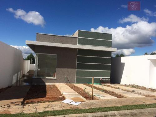 casa  residencial à venda, terras de são fernando, cotia. - ca0516