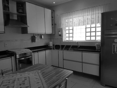 casa residencial à venda, terras do barão, campinas. - ca3696