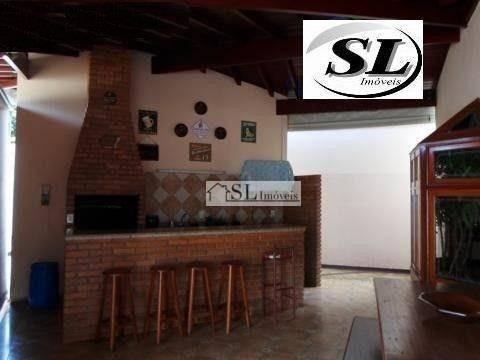 casa residencial à venda, tijuco das telhas, campinas. - ca0131