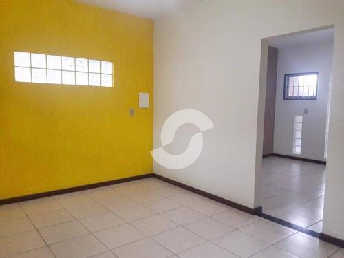 casa residencial à venda, trindade, são gonçalo. - ca0389