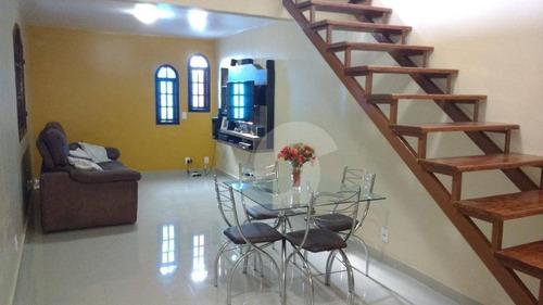 casa residencial à venda, trindade, são gonçalo. - ca1259