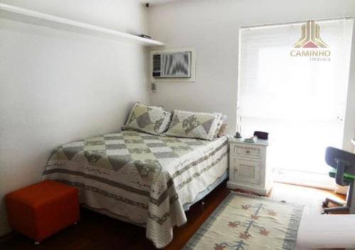 casa residencial à venda, três figueiras, porto alegre. - ca0320