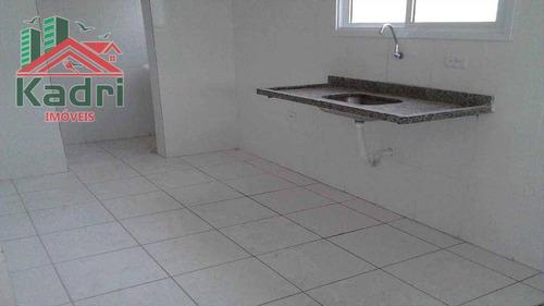 casa residencial à venda, tude bastos (sítio do campo), praia grande. - ca0057