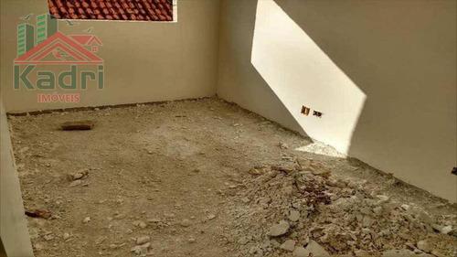 casa residencial à venda, tude bastos (sítio do campo), praia grande. - ca0155