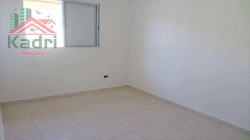 casa residencial à venda, tude bastos (sítio do campo), praia grande. - ca0167