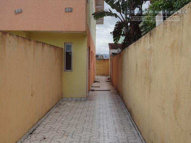 casa  residencial à venda, tude bastos (sítio do campo), praia grande. - codigo: ca0036 - ca0036
