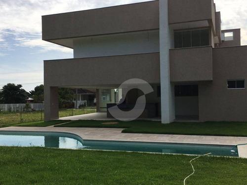 casa residencial à venda, ubatiba, maricá. - ca0867