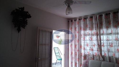 casa residencial à venda, umuarama, araçatuba. - ca0777