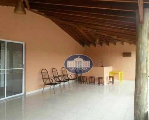 casa residencial à venda, umuarama, araçatuba. - ca0883