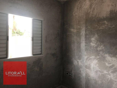 casa residencial à venda, umuarama, itanhaém. - ca1187